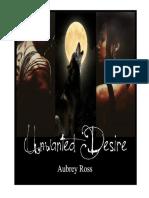 Aubrey Ross - Serie Alpha Colony 03 - Unwanted Desire