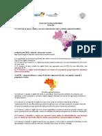 3º Ano Regionalização - Christian Daniel - 3°DSB
