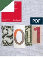 Sector Predictions 2011