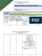 SM18 planificacion matematica 8, 9EGB