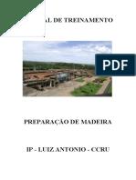 Manual da Preparação de Madeira