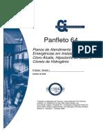 Panfleto 64 - Planos de Atendimento Às Emergências Em Instalações de Cloro... 6ª Edição – Outubro de 2008[1]