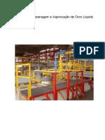Manual Operacional Planta de Estocagem e Vaporização de Cloro Líquido - Cl2