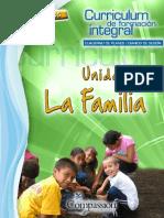 Curriculum Unidad 3 La Familia 9-11
