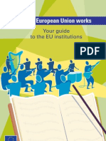 1. How the EU works