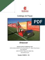 catalogo de peças cortador de grama helicoidal