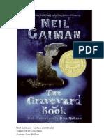 Neil Gaiman Cartea Cimitirului