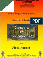 Affiche A.Dautant