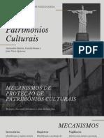 Patrimônio Cultural - Alexandre, Camile e Queiroz