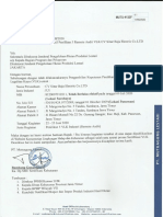PP Hasil Penilikan 5 LK CV Sinar Baja Electric Co.ltd