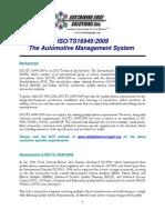 ISO-TS 16949 Automotive