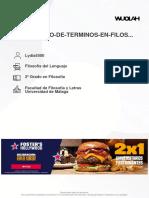 Wuolah Free Diccionario de Terminos en Filosofia Del Lenguaje (1)