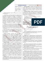 Prorrogan El Funcionamiento de Organos Jurisdiccionales Tran Resolucion Administrativa No 000170 2021 Ce Pj 1963415 6 Unlocked