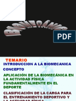 Biomecanica- principios