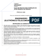 Imbel 2008 Prova Grupo s30 Eng Eletronico Telecomunica Oes