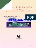 Modul Pembelajaran Freehand MX