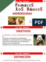 9.- MORDEDURAS