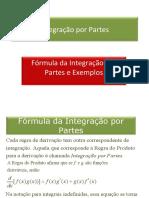 Integração por partes