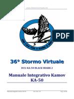 36SVBS - Manuale Integrativo Kamov KA-50