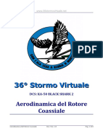 36SVBS - Aerodinamica del Rotore Coassiale