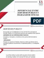 Diapositivas servidores publicos- trabajadores oficiales (2)