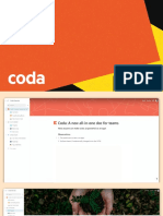Coda Investor Doc