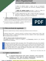 Sociologia do trabalho e das Organizações g Produtivas