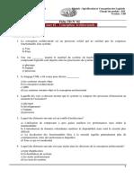 SCL-Fiche TD N°2-Conception Architecturale-Solutions