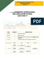 C397-OPE-17 Procedimiento Relleno Estructural 0 Compl