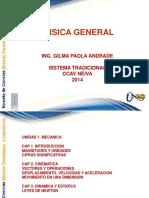 FISICA - UNIDAD 1