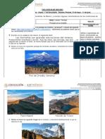 Geografia- Nivel III (31 May - 11 Jun )