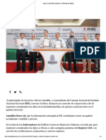 24/09/2019 Asignan acuerdo INE y gobierno - El Heraldo de México