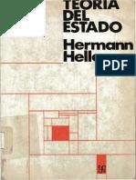 Heller Hermann Teoria Del Estado