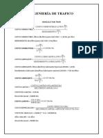 Costos de Operación-Modificado