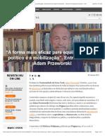 2Entrevista Przeworski