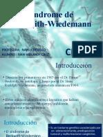 9. SINDROME DE BECKWITH WIEDEMANN