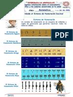 Semana 10-Dia 4 -Mat Recordando El Sistema de Numeracion Decimal y Anagramas
