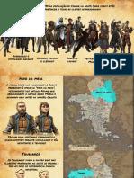 Raças e Classes nos Reinos de Ferro