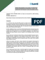 EU Social Network Group_ Response Council of Europe_18.03.2011 (FinalVersion)