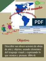 CIUDADES ARQUEOLOGICAS DE AMERICA