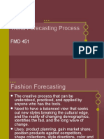 How to Trend Forecast