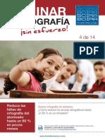 ESP Dominar La Ortografia 04