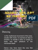 DANCE - Report in Humanities