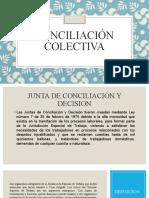 Conciliación colectiva