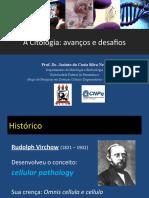 A citologia_avaços_e_dasafios_2011-03-20_expor