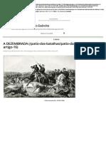 Guerra do Paraguai - Dezembrada