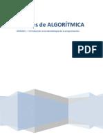 Apuntes de Algoritmica-Unidad 1