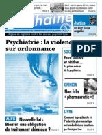 Le Déchainé n°3 - Psychiatrie