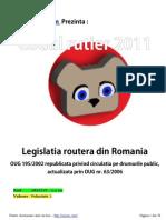 Codul Rutier 2011