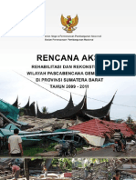 Renaksi RR Sumbar 2009-2011